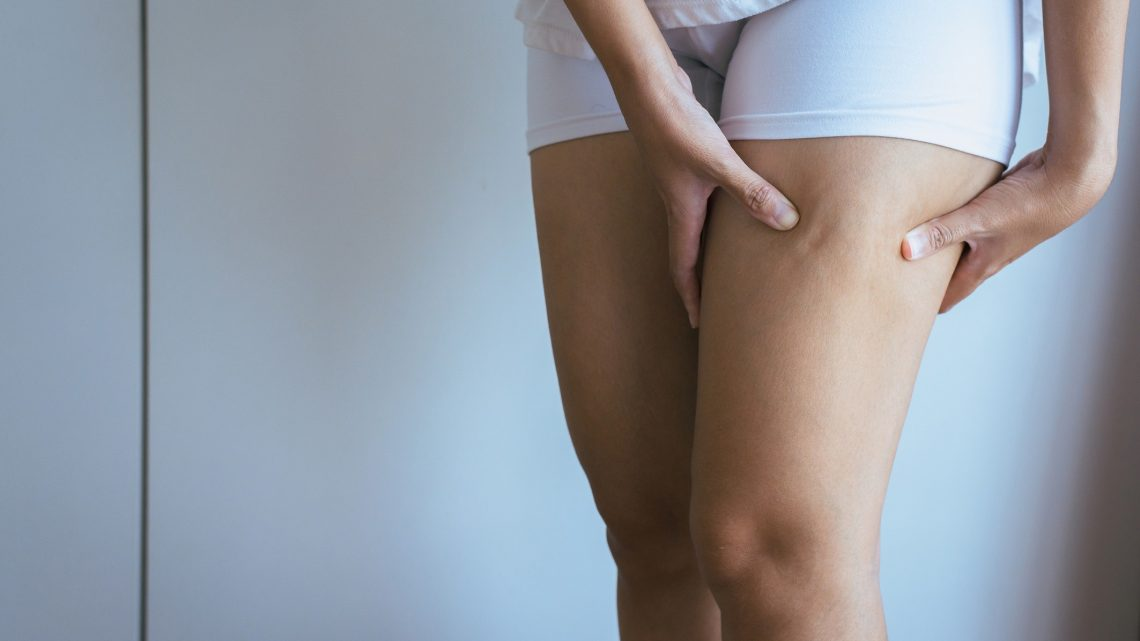 Comment enlever de la cellulite sur les cuisses ?